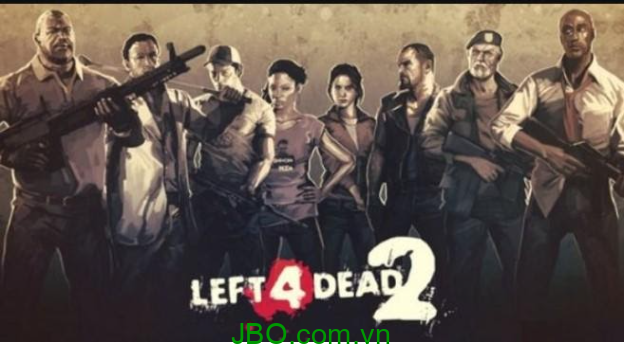 Mã cheat Left 4 Dead 2